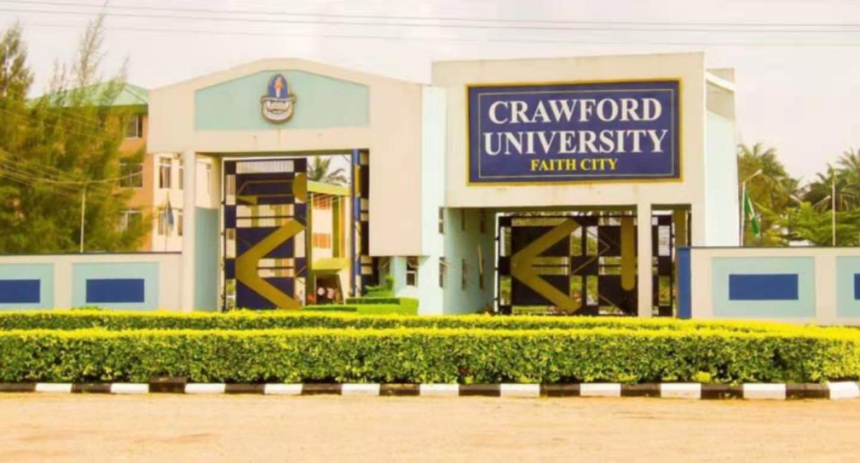 crawford University main gate
