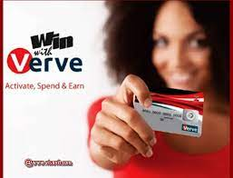 Zenith Bank ATM Card.