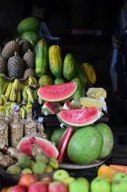 Rainy Season Fruits
