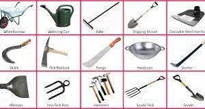Simple Farm Tools in Nigeria