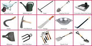Simple Farm Tools