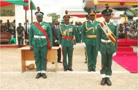 Nigeria Military School Army.