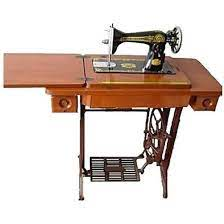 two lion sewing machine