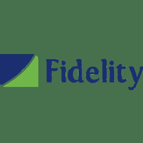 Fidelity Bank Online. Logo.