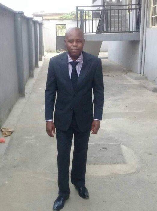 Ifeoma Danels's Father.