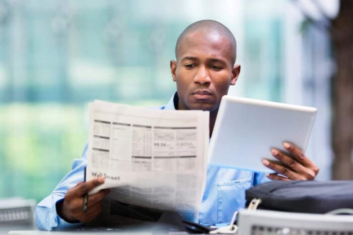 Investment platforms in Nigeria.