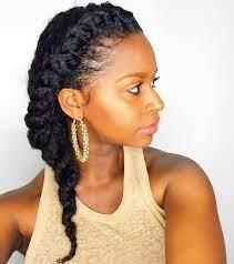 Nigerian Virgin Hairstyles. 2 Strands.