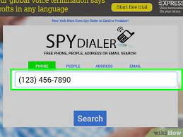 How to identify a phone number owner.