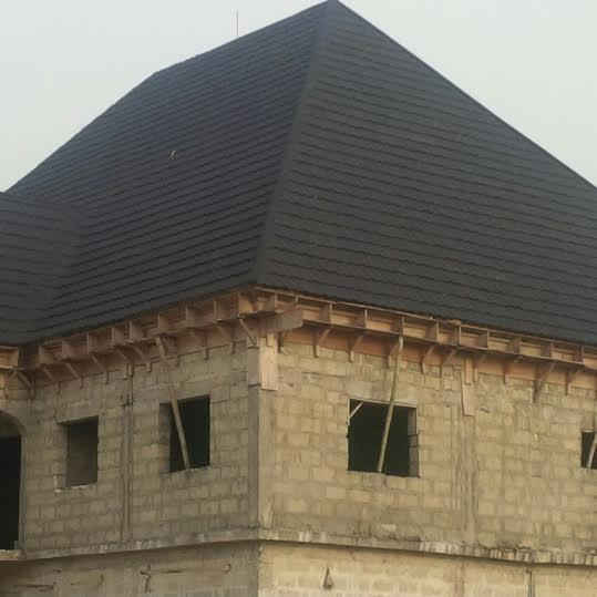 how much is stone coated roofing sheet in nigeria