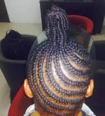 Nigerian Virgin Hairstyle. Shuku.