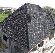 Stone coated roofing sheet in nigeria