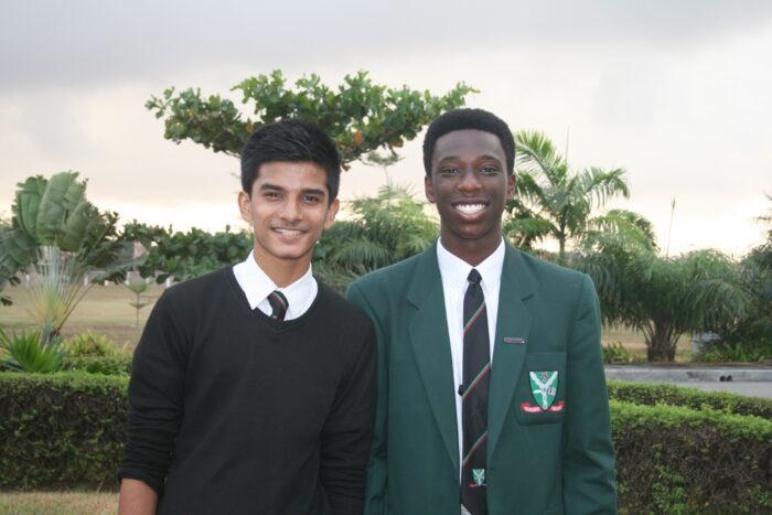 British International School,. Students.