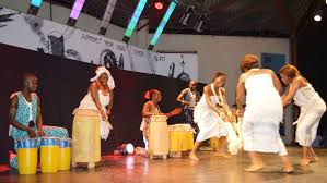 Arts courses in Nigeria. Theatre arts performance.