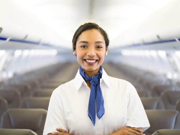 Air Hostess In Nigeria, Air Hostess.