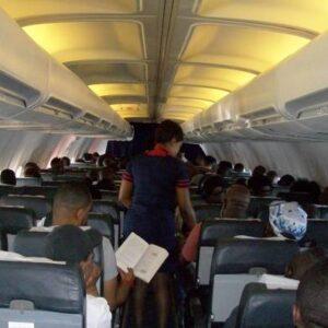 Air Hostess In Nigeria[Salary, training Schools etc]
