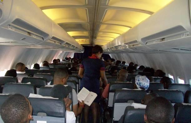 Air Hostess In Nigeria.
