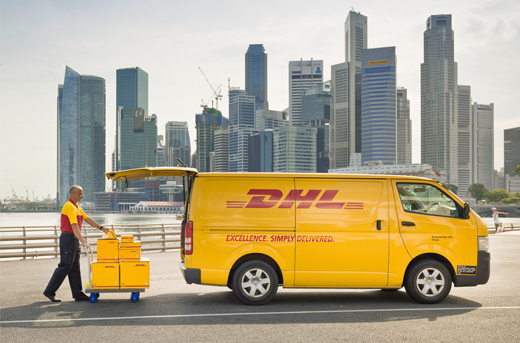 DHL Nigeria offices