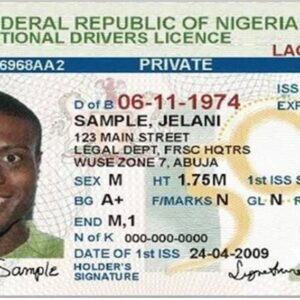 Step by Step Guide for Driver's License Verification [USSD or internet].