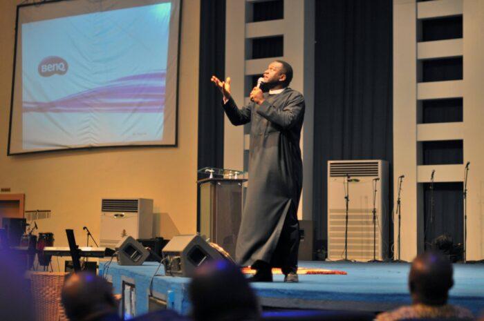 Dominion city church Dr. David Ogbueli