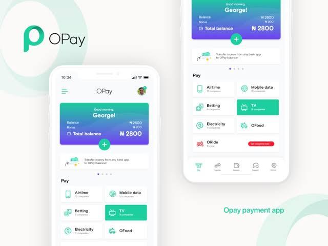 opay app