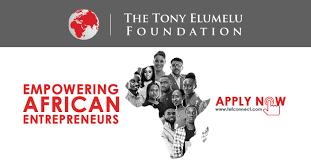 Tony Elumelu Grants