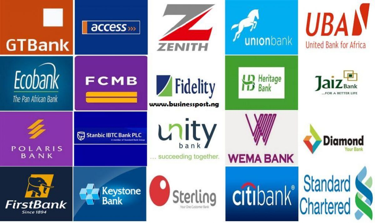 all the banks in nigeria