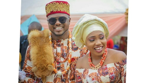 Onyi Adaba and Ken Eric