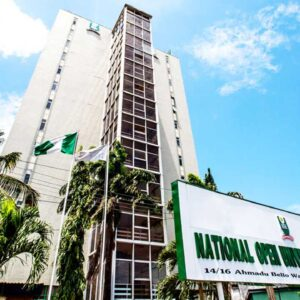 National open university Nigeria