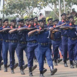 paramilitary in Nigeria